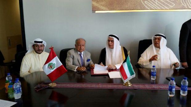 Acuerdo-Perú-Kuwait
